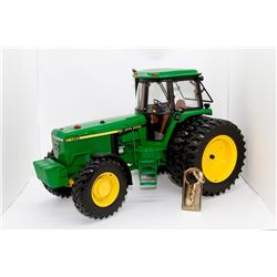 John Deere 4960 tractor Ertl Precision Key 10 1:16 Has Box