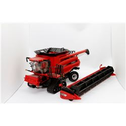 Case IH 9120 combine Ertl Prestige Collection 1:32 Has Box