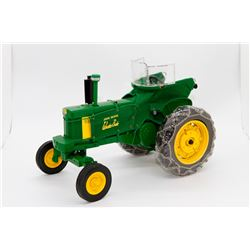 John Deere 530 tractor w/ Heat Houser 50th Anniversary w/ DVD Ertl 1:16 Has Box