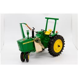 John Deere 2510 tractor w/ 50 mower Ertl Precision Key 9 1:16 Has Box