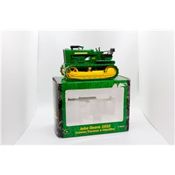 John Deere 1010 crawler Ertl 1:16 Has Box