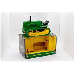 John Deere 40 crawler Ertl 1:16 Has Box