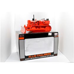 Allis Chalmers HD H-3 crawler w/ Blade SpecCast 1:16 Has Box