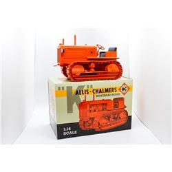 Allis Chalmers K crawler wide tread model SpecCast 1:16 Has Box