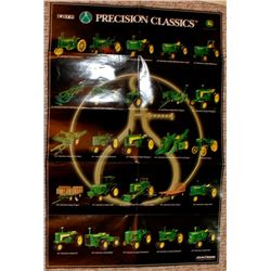 Ertl Precision Classics Poster