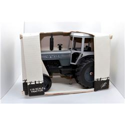 White 2-135 w/ plaque Scale Models 1:16 Has Box