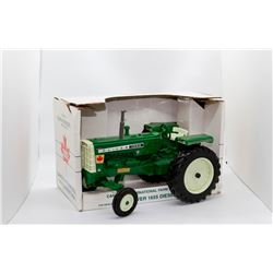 Oliver 1655 diesel tractor Canadian International Farm Equipment Show Ertl 1:16 Has Box
