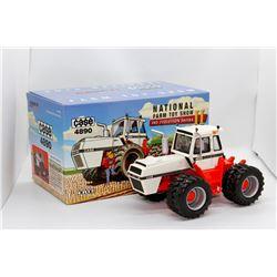 Case 4890 4WD Evolution Series II Ertl 1:32 Has Box