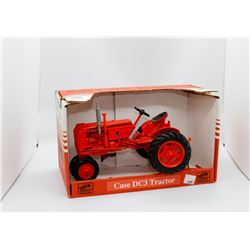 Case DC3 tractor Liberty Classics 1:16 Has Box