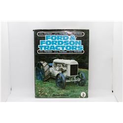 Ford & Fordson Tractors Book