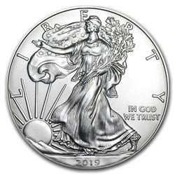 2019 1 oz American Eagle Silver Coin