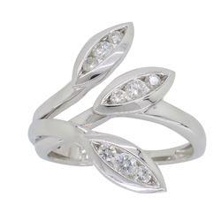 18KT White Gold 0.31ctw Diamond Ring