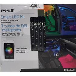 TYPES SMART LED KIT
