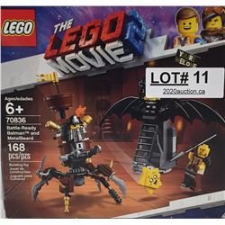 LEGO THE MOVIE BUILDING TOY