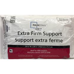 MAINSTAYS EXTRA FIRM SUPPORT PILLO