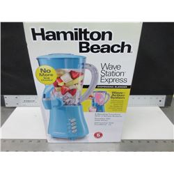 Hamilton Beach 9 function Blender with dispensor / dishwasher safe