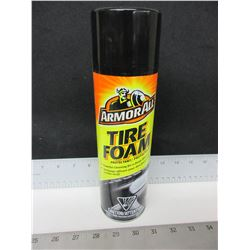 Armor All Tire Foam Protectant / deep black shine 567g