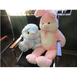 Easter is Coming! 2 New Easter Bunny's