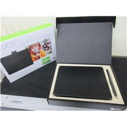 New Intuos Photo Creative Pen & Touch Tablet / make every photo special