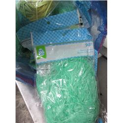 Easter is Coming!  / Large bag FULL of Easter Basket Grass