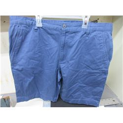 New Men's Casual Summer Shorts / blue size 36 waist