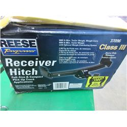 Reese Class lll Bolt on Reciever Hitch / fits most trucks - see pics