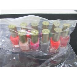 10 New L'Oreal Nail Polish / Assorted colors