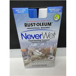 Rust-Oleum Never Wet Liquid Repelling Treatment / repells water mud & ice
