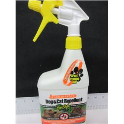 Liquid Fence Dog & Cat Repellent / ECO safe / great training aid / keep