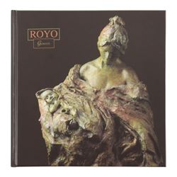 Fine Art Book - Genesis by Royo