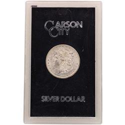 1885-CC $1 Morgan Silver Dollar Coin GSA