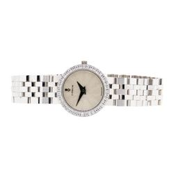 Corum Lady's Wristwatch - 14KT White Gold