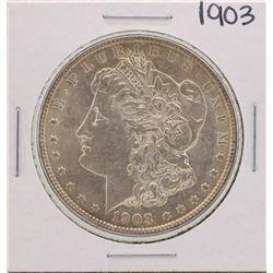 1903 $1 Morgan Silver Dollar Coin Nice Toning