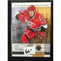 2011-12 UPPER DECK #12 JEFF SKINNER ULTIMATE COLLECTION