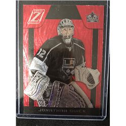 2010-11 Panini Zenith Red Hot #16 Jonathan Quick