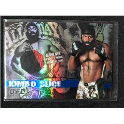 2010 Topps UFC Main Event Tapout Relics #TTR-KS Kevin Kimbo Slice Ferguson Card