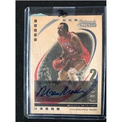 2006-07 Topps Trademark Moves 76ers Basketball Card #94 Moses Malone
