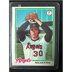 1978 Topps Nolan Ryan #400