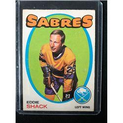 1971-72 O-Pee-Chee #96 Eddie Shack
