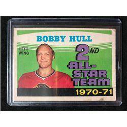 1971-72 O-Pee-Chee - Bobby Hull #261 (2nd All-Star Team)