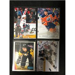 HOCKEY STARS CARD LOT (3RD YEAR CARDS)