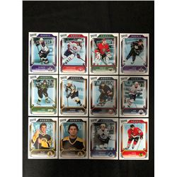 2006-07 Upper Deck Victory Rookie Hockey Card Lot