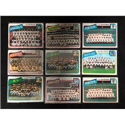 1980 TOPPS BASEBALL TRADING CARDS