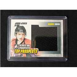 2010-11 ITG Heroes and Prospects Game Used Jerseys Black #M03 Brayden Schenn