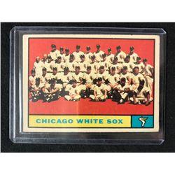 1961Topps #7 Chicago White Sox TC