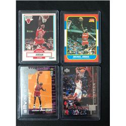 MICHAEL JORDAN BASKETBALL TRADING CARDS LOT