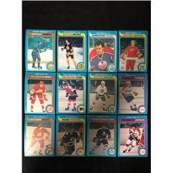 1979-80 O-PEE-CHEE HOCKEY CARD LOT