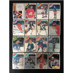 1978-79 O-PEE-CHEE HOCKEY CARD LOT