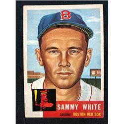 1953 Topps #139 Sammy White