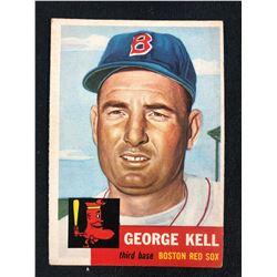 1953 Topps #138 George Kell